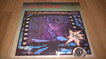 Jimi Hendrix (Live In Los Angeles Forum CA. USA) April 26, 1969. (LP). 12. Vinyl. Пластинка. Romania