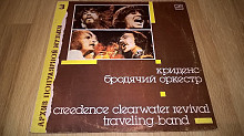 Creedence Clearwater Revival (Traveling Band) 1969-70. (LP). 12. Vinyl. Пластинка. Ленинград.