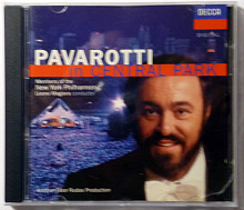Продам фирменный CD Pavarotti - Pavarotti In Central Park