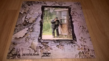 Led Zeppelin (IV) 1971. (LP). 12. Vinyl. Пластинка. NM/NM.