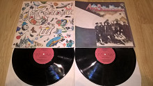 Led Zeppelin (II). 1969. Led Zeppelin (III) 1970. (2LP). 12. Vinyl. Пластинки. ЕХ+/ЕХ+.