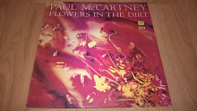 Paul McCartney EX Beatles (Flowers In The Dirt) 1989. (LP). 12. Vinyl. Пластинка. Латвия.