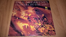 Paul McCartney / EX Beatles (Flowers In The Dirt) 1989. (LP). 12. Vinyl. Пластинка. EX+/EX+