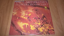 Paul McCartney / EX Beatles (Flowers In The Dirt) 1989. (LP). 12. Vinyl. Пластинка.