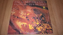 Paul McCartney EX Beatles (Flowers In The Dirt) 1989. (LP). 12. Vinyl. Пластинка. EX/VG+