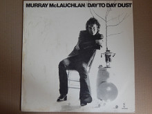 Murray McLauchlan ‎– Day To Day Dust (Epic ‎– KE 32589, US) insert EX/EX