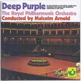 Deep Purple- CONCERTO FOR GROUP AND ORCHESTRA