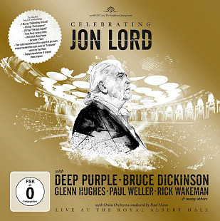Various Artists- CELEBRATING JON LORD: EXCLUSIVE BOX SET