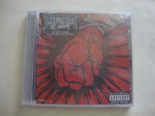 METALLICA ST.ANGER