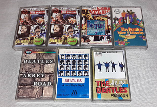 Кассеты The Beatles - Anthology
