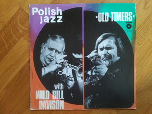 Polish jazz-Old timers with Wild Bill Davison-NM-Польша