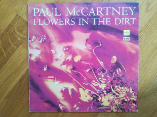 Пол Маккартни-Paul McCartney-Flowers in the dirt (2)-Ex.-Мелодия