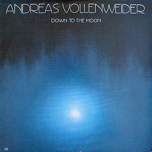 Andreas Vollenweider ‎– Down To The Moon