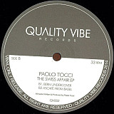 Paolo Tocci ‎– The Swiss Affair EP - DJ VINYL