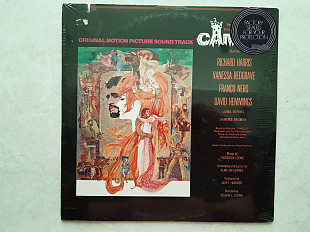 ORIGINAL SOUNDTRACK from the MOTION PICTURE CAMELOT ( WB 3102 ) 1967 USA SEALED