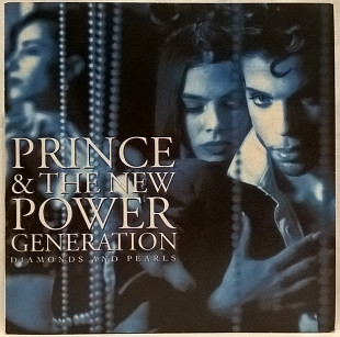 Prince & The New Power Generation ‎ (Diamonds And Pearls) 1991. (LP). 12. Vinyl. Пластинка. BRS.