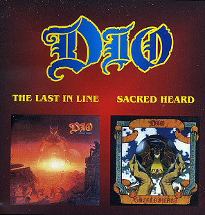 Dio 1999 The Last In Line / Sacred Heart