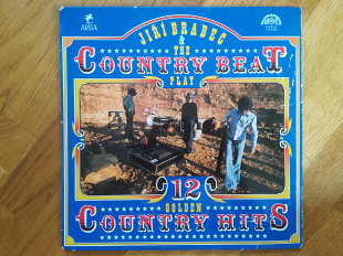 Jiri Brabec and Country beat (лам. конв.)-VG-Чехословакия