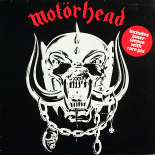 MOTORHEAD Motorhead 1977(81) UK Big Beat NM-\EX+(+) OIS