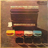 MARY LOU WILLIAMS \ ART TATUM \ ERROL GARNER \ LENNIE TRISTANO Modern Jazz Piano : Four Views (Mono)
