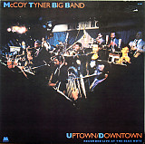 McCOY TYNER BIG BAND Uptown \ Downtown 1989 USA Milestone NM-\NM