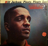 MILT JACKSON Plenty, Plenty Soul (Mono) 1957(81) USA Atlantic EX\NM
