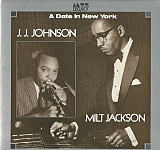 MILT JACKSON + J.J.JOHNSON A Date In New York 1954(79) USA Inner City EX\NM-