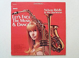 Nelson Riddle And His Orchestra ‎– Let's Face The Music & Dance!