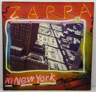 "Zappa – Zappa In New York 2LP 12""(Прайс 29901)"