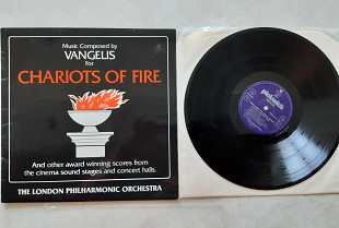 VANGELIS CHARIOTS OF FIRE ( PICKWICK SHM 3112 A1/B1 )