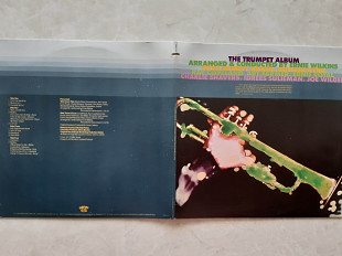 ERNIE WILKINS with Shorty Baker, Donald Byrd, Art Farmer… THE TRUMPET ALBUM 2 LP