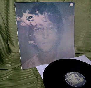 John Lennon Jmagine 1971 Apple UK ~ NM / ~ NM