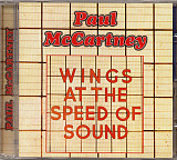 Paul McCartney & Wings ‎– At The Speed Of Sound