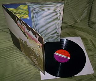 Led Zeppelin II 1969 Atlantic UK 588198 EX - / EX -