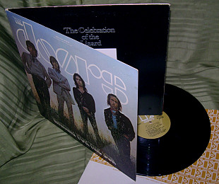 The DOORS WAITING FOR THE SUN 1968 Elektra US EKS -74024 ~ NM / EX