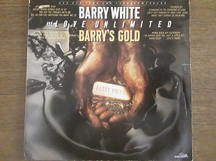 Barry White & Love Unlimited Barry's Gold 1988 г.