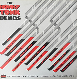The Honky Tonk Demos(Demo tapes first played on Charlie Gillettes Honky Tonk on Radio London 1975-19