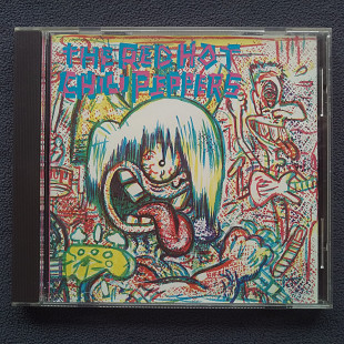 The Red Hot Chili Peppers. Фирменный CD