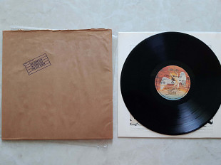 LED ZEPPELIN IN THROUGH THE OUT DOOR ( SWAN SONG SSK 59410 A5/B5 STRAWBERRY ) 1ST ISSUE ( A