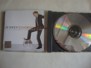 JUSTIN TIMBERLAKE FUTURE SEX/LOVE SOUNDS 2CD