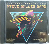 "Steve Miller Band ""The very best of""+8стр буклет"