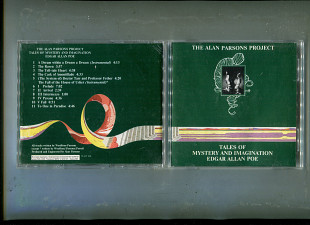 "Продаю CD The Alan Parsons Project ""Tales of Mystery and Imagination"" – 1976"