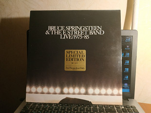 BRUCE SPRINGSTEEN/THE E STREET BAND LIFE 1975-85 LP