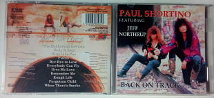 Paul Shortino - Back On Track 1993