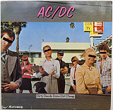 AC/DC ‎– Dirty Deeds Done Dirt Cheap 1976 Atlantic Ger NM-/NM-