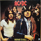 AC/DC ‎– Highway To Hell 1979 Atlantic Ger NM-/NM-