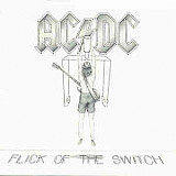 AC/DC ‎– Flick Of The Switch 1983 Atlantic Ger EX+(nm-)/EX+ (nm-) insert