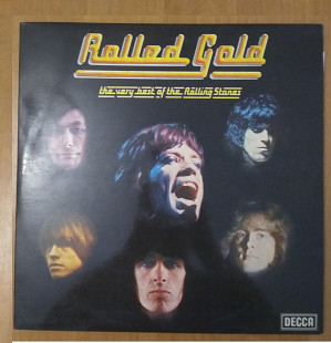 THE ROLLING STONES ROLLED GOLD