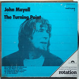 Пластинка John Mayall ‎– The Turning Point (1976, Polydor ‎2428 303, Germany)