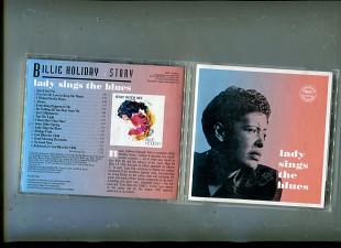 "Продаю CD Billie Holiday ""Lady Sings The Blues"" – 1956 / 1999"